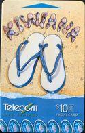 NOUVELLE-ZELANDE  -  Phonecard  - KIWIANA  -  $ 10 - New Zealand