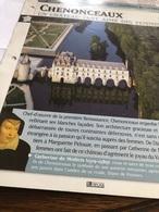 Plaquette Sur Le Château De Chenonceaux - Other