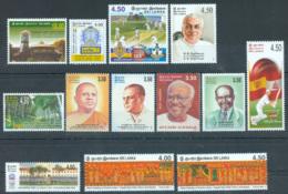 SRI LANKA/CEYLON 2004 00 - Michel Nr. 1450-1484 + BL 94 - MNH ** - YEARSET - Sri Lanka (Ceylon) (1948-...)