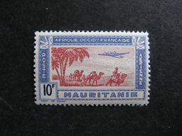MAURITANIE: TB PA N° 15, Neuf XX. - Unused Stamps