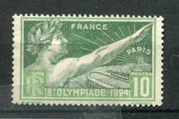 18597 FRANCE N°183(*) 10c. Jeux Olympiques De Paris  1924   TB - Unused Stamps
