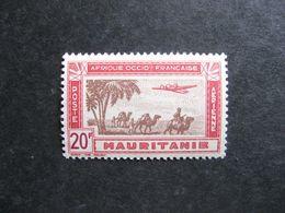MAURITANIE: TB PA N° 16, Neuf XX. - Unused Stamps