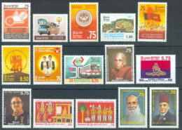 SRI LANKA/CEYLON 1988 00 - Michel Nr. 810-849 + BL 36-38 - MNH ** - YEARSET - Sri Lanka (Ceylon) (1948-...)