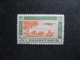 MAURITANIE: TB PA N° 17, Neuf XX. - Unused Stamps