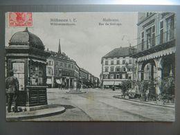 MULHOUSE              RUE DU SAUVAGE - Mulhouse