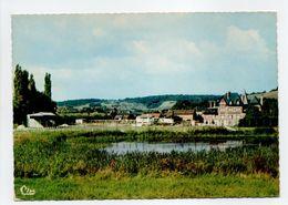 - CPSM AUMALE (76) - L'Etang - Le Stade - La Gendarmerie - Editions CIM 479-117 - - Aumale