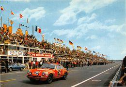 Le MANS - La Grande épreuve Internationale Des 24 Heures Du Mans - Voitures De Course - Le Mans