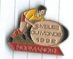 Rugby : Mélée Du Monde 1992 Normandie - Rugby