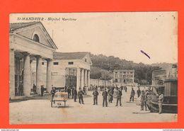Saint Mandrier Hôpital Maritime Hospital Ospedale Marittimo - Saint-Mandrier-sur-Mer