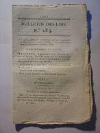BULLETIN DES LOIS 1810 - ORGANISATION BELGIQUE - HOLLANDE HOLLAND PAYS BAS - Décrets & Lois