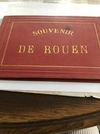 Souvenir De Rouen (petit Livre De 20 Cm Sur 14 Cm) - Autres Collections