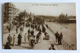 Nice - Promenade Des Anglais - Niza