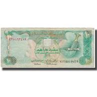 Billet, United Arab Emirates, 10 Dirhams, 2001, KM:20b, TB - United Arab Emirates