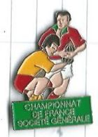 Rugby : Championnat De France Corpo Société Générale - Rugby
