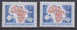 Ruanda-Urundi 1960 Technische Samenwerking 2w (frans)  ** Mnh (46293A) - Ruanda-Urundi