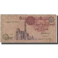 Billet, Égypte, 1 Pound, KM:50c, B - Aegypten