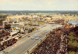 Le MANS - Circuit Des 24 Heures Du Mans - Le Départ Lancé - Voitures De Course - Philatélie Cachet 24 Heures 1977 - Le Mans