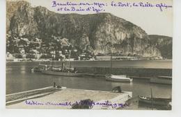 BEAULIEU SUR MER - Le Port , La Petite Afrique Et La Baie D' Eze - Beaulieu-sur-Mer