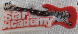 Fève Star Academy Guitare - Santons/Fèves