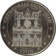 2013 MDP173 - LYON - Cathédrale Saint Jean 2 (Vue De Face) / MONNAIE DE PARIS - Monnaie De Paris