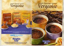 Saveur Vergeouse - Béghin Say - 6 Recettes Dessert - Gastronomie