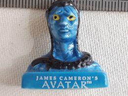 Fève Film Avatar, Fox, James Cameron, Jack Sully - Santons/Fèves