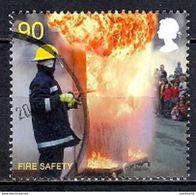 Great Britain 2009 - Fire And Rescue Service - Gebruikt