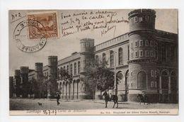 - CPA SANTIAGO (Chili) - Cartel De Artilleria 1907 - Editor Carlos Brandt 901 - - Chili