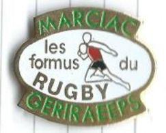 Rugby : Marciac (32) Les Formus Du Rugby GERIR-AEEPS - Rugby