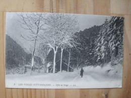 Les Vosges Pittoresques - Effets De Neige - France