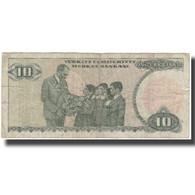 Billet, Turquie, 10 Lira, 1970, KM:186, B - Turchia