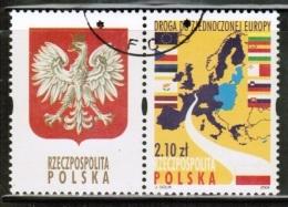 PL 2004 MI 4105 Zf I USED - 1944-.... Republic