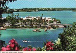 Antilles, Bermuda, Flatts Village, Flatts Inlet, Unused - Bermuda