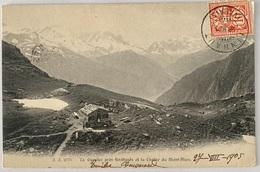 FINHAUT: LA GUOULAZ PRES FINSHAUTS 1905:  Animée SUPERBE  (1) - VS Wallis
