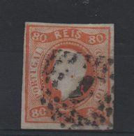 LOT 341 - PORTUGAL   N° 23 Oblitéré   - Cote 80.00 € - 1862-1884 : D.Luiz I