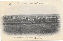 CORBIGNY : VUE GENERALE - Corbigny