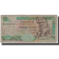 Billet, Sri Lanka, 10 Rupees, 2005-11-19, KM:115d, B - Sri Lanka