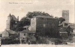 D46  PUY L'EVEQUE  Château De Lycherie  .... - France