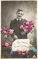 Ces Fleurs Et Mon Souvenir - Hombres