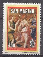 Saint-Marin 1986  Mi.nr.: 1349 Chorvereinigung...   MNH / POSTFRIS / NEUF SANS CHARNIERE - Saint-Marin