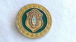 Argentina Argentine  Buenos Aires Police Badge Insigne #14 - Police & Gendarmerie