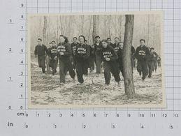 Yugoslav Team / Crvena Zvezda, Training, 1948, Vintage Photo  / SPORT1-48 - Postales