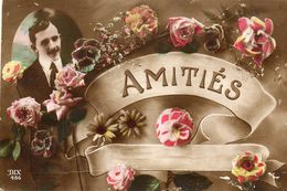 Amities - Hombres
