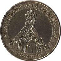 2013 MDP202 - MONACO - Notre Dame De La Miséricorde / MONNAIE DE PARIS - Monnaie De Paris