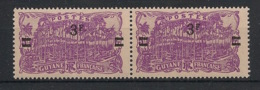 Guyane - 1924-27 - N°Yv. 105a - VARIETE Sans Point Après F Tenant à Normal - Neuf Luxe ** / MNH / Postfrisch - Frans-Guyana (1886-1949)