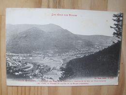 Vallée De Taintrux - Vue Prise Des Roches Se Trouvant à Proximité Du Col Du Haut Jacques - France