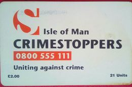 21 Units Crimestoppers - Ver. Königreich