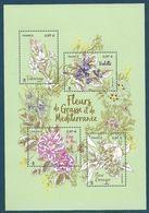 BF Fleurs De Grasse Et De Méditerranée (2020) Neuf** - France