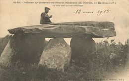 Kerlouan   (29 - Finistère)   Dolmen De La Garenne Du Diable - Kerlouan