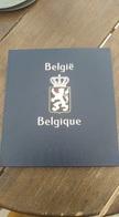 Album DAVO. Belgique De 1950 -1969. Pages Pré-imprimées. Beaucoup De Pages Avec Timbres - Alben & Binder